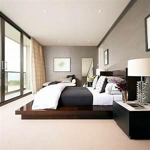 Schlafzimmer modern gestalten 48 bilder for Moderne schlafzimmer