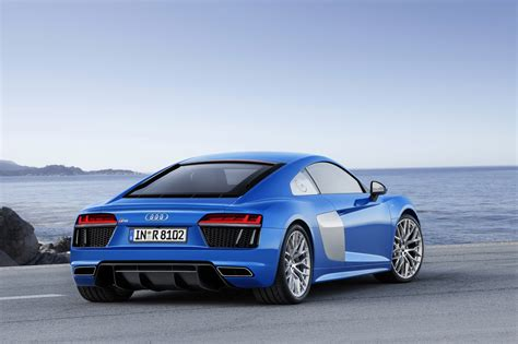 What Is New With The New Audi R8?
