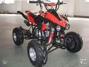 Quad 125cc Panthera : quad 125cc panthera 8 pouces libourne 33500 ~ Melissatoandfro.com Idées de Décoration