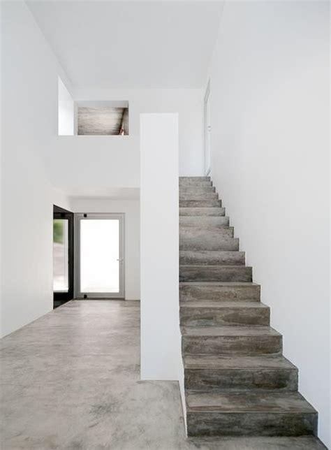 Treppenstufen Beton Innen by Best 25 Concrete Stairs Ideas On Concrete