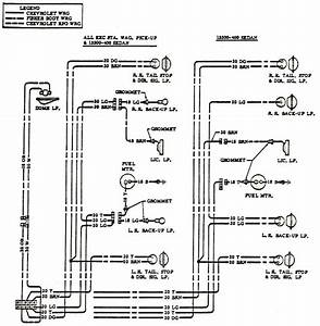 28 1972 Chevelle Wiring Diagram