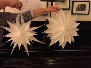 Stern Aus Butterbrotpapier Anleitung : stern aus butterbrott ten xmas winter and origami ~ A.2002-acura-tl-radio.info Haus und Dekorationen