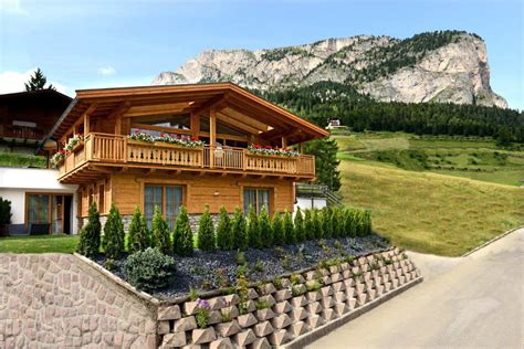 alps dolomites val gardena chalet for rent
