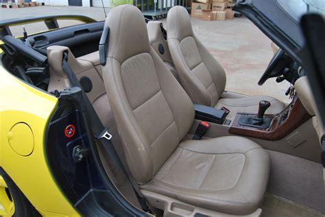 Bmw Z3 19962002 Iggee Sleather Custom Fit Seat Cover 13