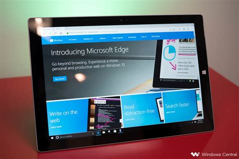 microsoft edge may get synchronized bookmarks in windows 10 build 10551 windows central