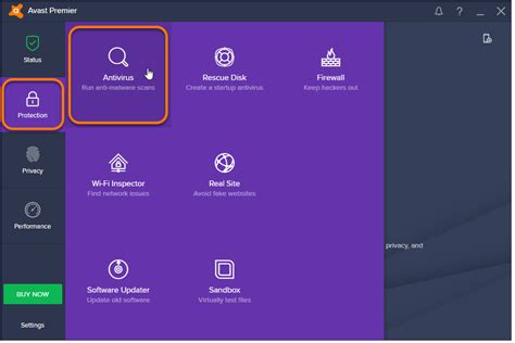 Avast Faq  Avast Antivirus Scanning Your Pc For Viruses