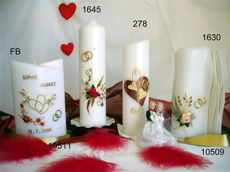 bougie personnalisee anniversaire mariage bougies de mariage bougies et cierges personnalis 233 s quot bougies bach