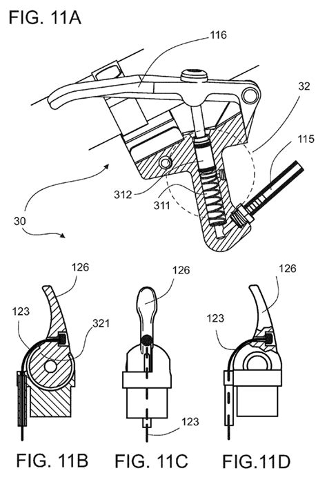 Rotor patent application shows single-lever, one-way