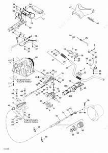 Sea Doo 1998 Xp Limited  5667  Steering