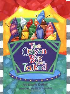 Crayon Box That Talked