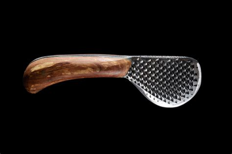 forged kitchen knives these hand forged kitchen knives are works of rural art gizmodo australia