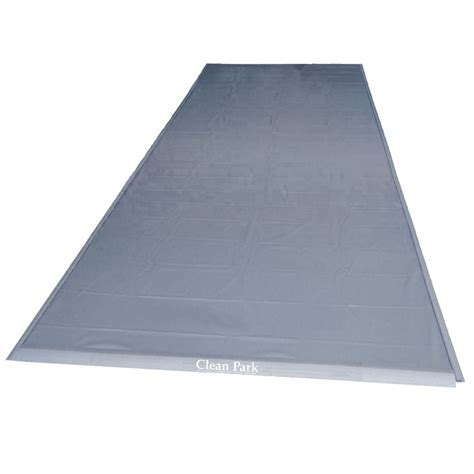 Standard Clean Park Garage Mat in Garage Floor Protection