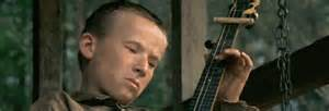 man plays quot dueling banjos quot from deliverance by himself on double neck guitar bloody disgusting