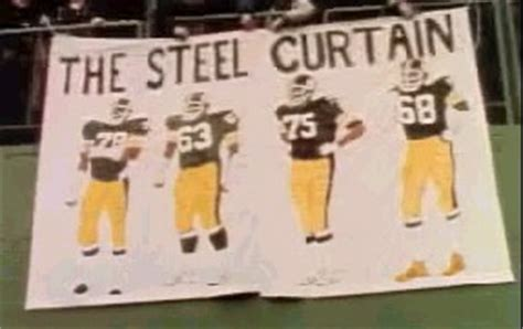 Pittsburgh Steelers The Steel Curtain Dvd by Defense Pittsburgh Steelers Forum