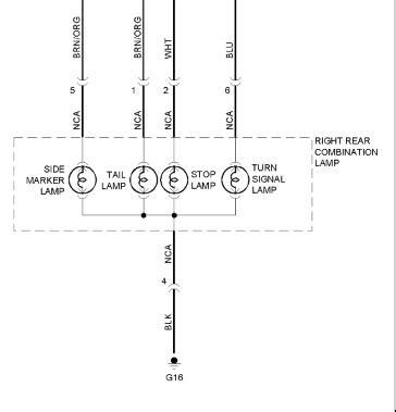 Hyundai Tucson Questions Right Side Brake Light Not