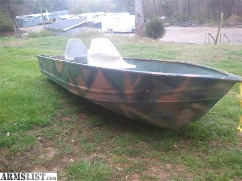 V Hull Fishing Boat For Sale by Armslist On Facebook Armslist Twitter Page Armslist On