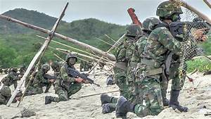 Thailand/US Joint Military Exercise – Cooperation Afloat ...