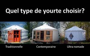 Comment choisir votre yourte ? (Mongole, Occidentale ou Flex) 3/9 Vivre en yourte YouTube