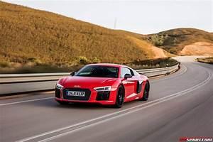 Audi R8 V10 Plus : 2016 audi r8 v10 plus review gtspirit ~ Melissatoandfro.com Idées de Décoration