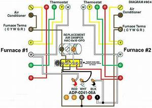 Wiring Diagram Well York Furnace Mobile Home Oil