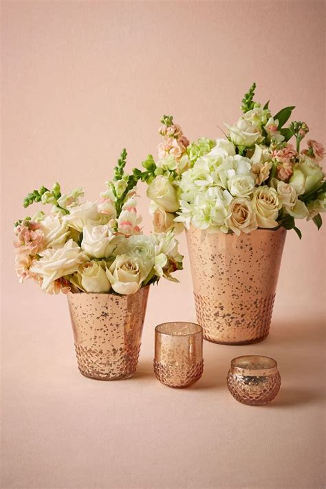 vases for wedding flowers best 25 gold vase centerpieces ideas on