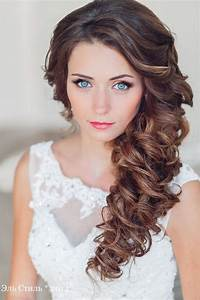 Best Hair Style For Bride Long Half Up Wavy Wedding