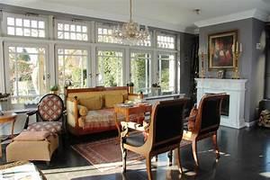 Kamin Englischer Stil : 90 wohnzimmer englischer stil wintergarten einrichtung englischer stil romantisch vintage ~ Whattoseeinmadrid.com Haus und Dekorationen