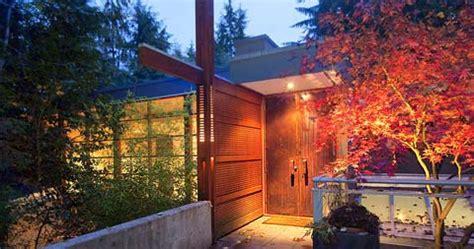 twilight  cullen house modern architecture