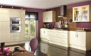 Eco kitchens just kitchens for Kitchen colors with white cabinets with hand drawn wall art