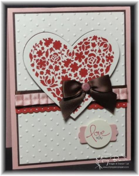 Pinterest Valentine Cards Valentine Card Making Pinterest