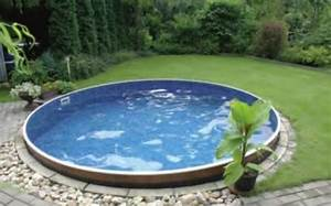 Runder Pool Im Garten : cheap pool for sale and pools on pinterest ~ Articles-book.com Haus und Dekorationen