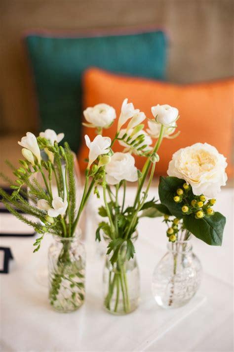 Blumen Für Tischdeko tischdeko mit blumen 35 ideen
