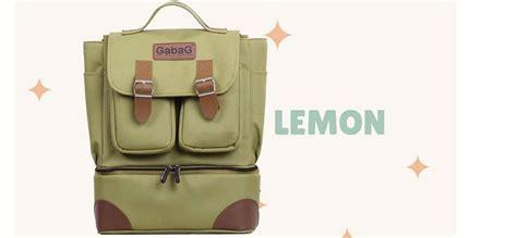 gabag lemon backpack pabrik tas konveksi pembuatan tas