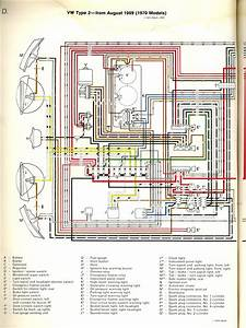 1968 Vw Wiring Diagram