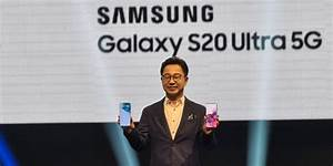 Samsung Galaxy S20 Series Roadshow Starts 6th March  Get