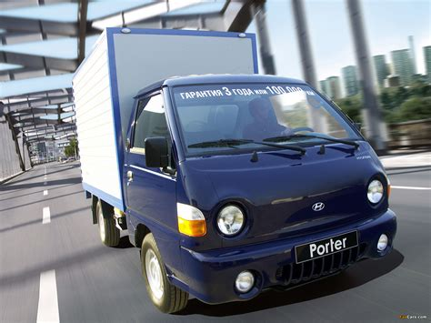 Hyundai H100 Wallpapers by Wallpapers Of Hyundai Porter 1996 2010 1600x1200