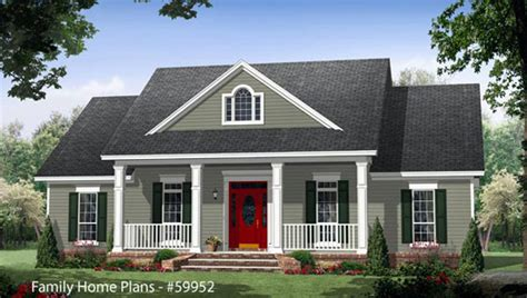 country home plans with front porch country homesdenenasvalencia
