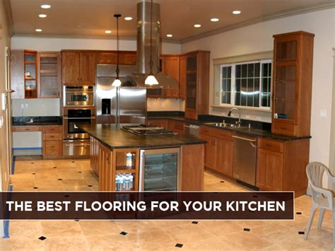 the best flooring for kitchens the best flooring for your kitchen abh services inc 8447
