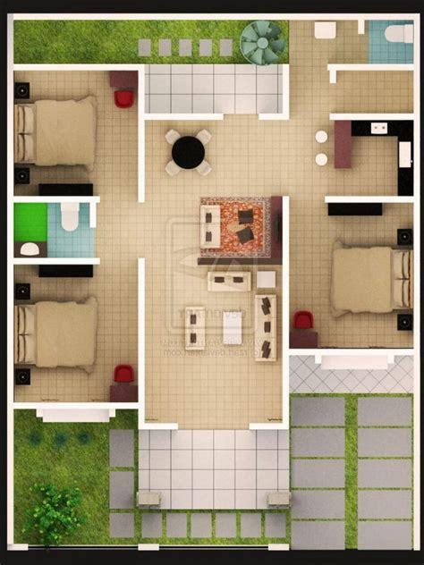 desain rumah minimalis  kamar tidur modern house