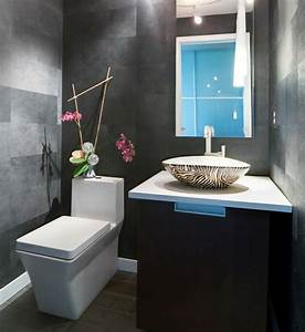 decoration wc toilette 50 idees originales With decoration de toilette original
