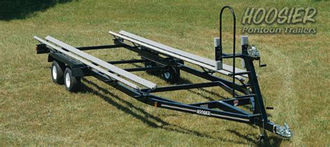 How To Trailer A Pontoon Boat by Build A Pontoon Trailer Images