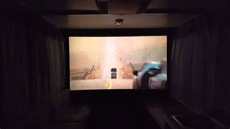 popup camper projector wireless youtube