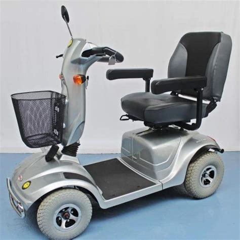 justmobilityscooters ctm hs 740 heavy duty 4 wheel mobility scooter