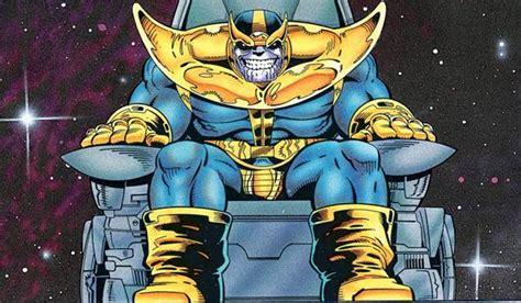 comics  read  learn   thanos  avengers