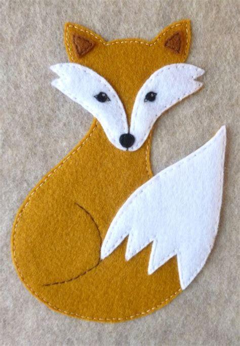 sew june jones wool applique patterns fox crafts felt
