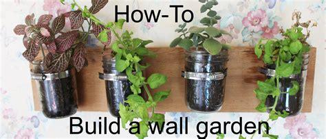 Howto Build An Indoor Wall Garden  Dadsdealscom