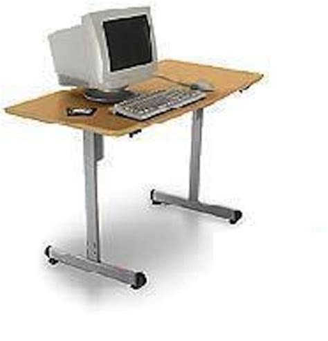 Computer Table For Office Use by New Ofm 55111 24x48 Home Office Modular Computer Desk Table
