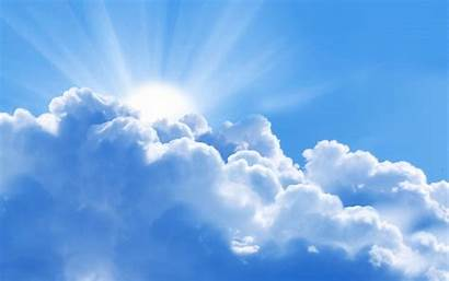Weather Cloudy Sunny Nimet Thursday Predicts Conditions