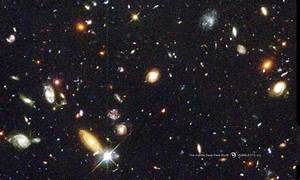 Hubble Deep Field Wallpaper 1440X900 (page 3) - Pics about ...