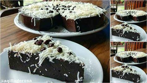 Bakal jadi hidangan penutup favorit! Resep Puding Brownies Kenyal & Lembut